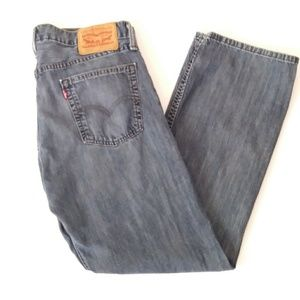Levis 514 Straight Fit Jeans